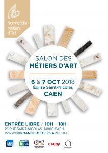 Salon des métiers d'Art - Saint Nicolas - 6 et 7 octobre 2018