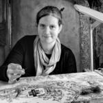 Illustration du profil de Charlène Poret Artextiles